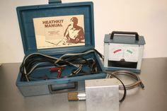 Heathkit CI-1080 – Exhaust Gas Analyzer | The Old Tube Radio Archives