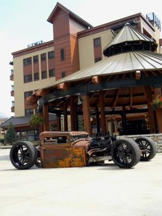 1931 Ford Model A pickup Rat Rod