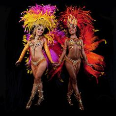 Brazilian Carnival Dancers, for hire in London and the UK. These award winning Samba dancers for hire will bring the vibrant, and electric buzz of Brazils Rio carnival to your event.
