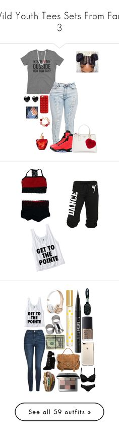 """""""Wild Youth Tees Sets From Fans 3"""" by wildyouthtees ❤ liked on Polyvore featuring NIKE, BERRICLE, Lolita Lempicka, Prada, MICHAEL Michael Kors, Marc Jacobs, Oscar de la Renta, Topshop, NARS Cosmetics and Bobbi Brown Cosmetics"""