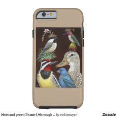 Meet and greet iPhone 6/6s tough case