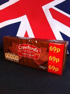 Crawford's Bourbon Creams (150g)