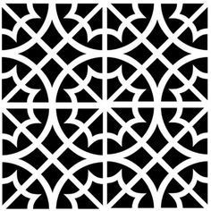 In Photoshop I uploaded the tile design and duplicated it to create …… I the… – Tattoo Pattern