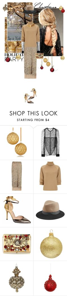 """I intend to live forever. So far, so good. Steven Wright"" by hil4ry ❤ liked on Polyvore featuring Holiday Lane, Givenchy, Donna Karan, J.W. Anderson, De Siena, rag & bone, Dolce&Gabbana, Mark Roberts, Shishi and Christmas"