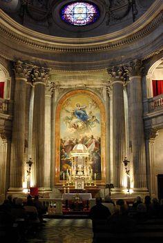 IMGP1263 by joseramartos, via Flickr        Sagrario de la catedral de Jaen