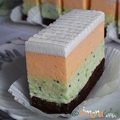 Kiwi, Vanilla Cake, Mousse, Food To Make, Gem, Fresh, Sweet, Desserts, Recipes