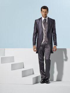 M-76 Negro 0801luxusný pánsky svadobný oblek svadobny salon valery Salons, Suit Jacket, Breast, Suits, Jackets, Fashion, Down Jackets, Moda, Lounges