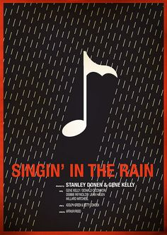 Singin' in the Rain by Chris Thornley. One of my most favorite movies!