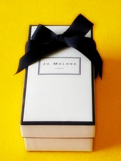 Jo Malone: the only fragrance I wear. My favorites are Grapefruit; Lime Basil & Mandarin; Wild Cassis & Fig; Blackberry Bay...heavenly.