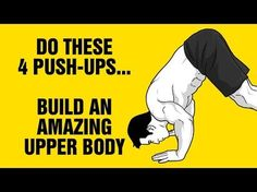 Build A Bigger Chest At Home With This Extreme Push-Up Exercise - Scorpion Tuck Push-up - YouTube