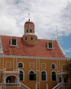 Willemstad, Curacao Willemstad, Island, House Styles, Block Island, Islands