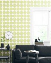 Odin | Geometrical wallpaper | Wallpaper patterns | Wallpaper from the 70s