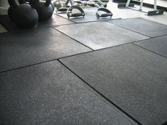 You can use recycled rubber to make this rubber flooring, which makes it good for the environment