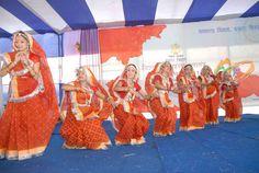 Bihari Women in Traditional Saree.