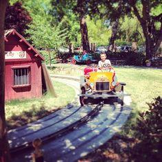 Funderland Park in Sacramento, CA