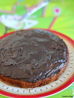 This was the cake I made for the new year.But have taken a long time to post it here. I have always loved the chocolate and orange combo in cake. It tastes so divine. I had made a similar combination cake years ago and my friends had loved it too. So I knew it really works out well. So when I had all the ingredients, especially oranges as I usually dont buy them much, I decided to go ahead with this cake. My son had wanted a chocolate cake as always when I asked him what to bake for the...