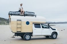 From Byron to Sydney Diy Camper, Truck Camper, Camper Van, Camper Ideas, Motorhome, Sydney Blog, Camper Shells, Overland Truck, Living On The Road