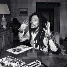 Rare Bob Marley