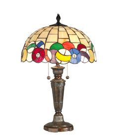 Dale Tiffany TT10956 Billiards Table Lamp