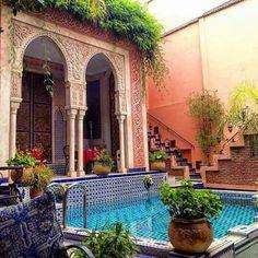 Palais Sebban, Marrakech. ©Faze Miyake