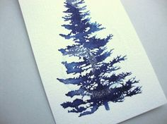 Amazing watercolor tree !! This inspires me to paint   amyleigh<3