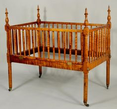 Sheraton Tiger Maple Youth Bed