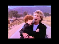 ▶ Rod Stewart - Forever Young - YouTube I am OBSESSED with this song #creep status on the video, though.