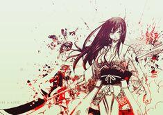 Random Erza Scarlet wallpaper by akirasakura531.deviantart.com on @DeviantArt