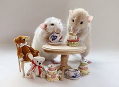 tea party :-)