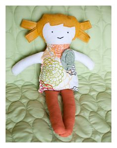 i had a rag doll when i was little and loved it.