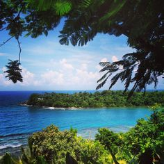 Suitcase Magazine's Emily Ames was in Jamaica recently tweeting gorgeous island pics.