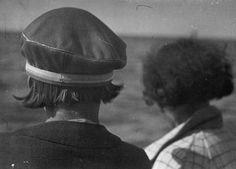 Cabezas, 1930 - Lux Feininger (1910 - 2011)
