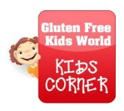 Gluten Free Kids Corner - lots a food ideas and where to buy them
