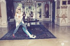 Marie Antoinette Stars In Wildfox Couture's Spring 2011 Lookbook | StyleCaster