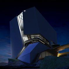 Performing Automotive Center | I.A Alaa Jebbeh - Arch2O.com