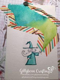 Gillybean Crafting : Stampin' Up Myths and Magic