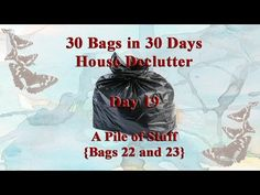 House Declutter - A Pile of Stuff - 30 Bags in 30 Days Day 19 Still decluttering... and I've made a pile of stuff to go through! {Day 19 of my 30 bags in 30 days} Find / Stalk / Follow / Friend Me Here: WEBSITE/BLOG: http://ift.tt/2zOQebG FACEBOOK: http://ift.tt/2j03mCA TWITTER: http://www.twitter.com/ArtJourneyUK INSTAGRAM: http://ift.tt/2j0QT1M PINTEREST: http://ift.tt/2zOQd7C Music Used:- Life of Riley (Intro & Outro) and Carpe Diem both by Kevin MacLeod (incompetech.com) Licensed under…