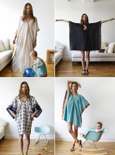 Love Caftans For Spring And Summer - StyleFrizz