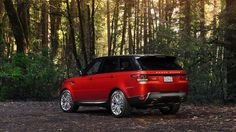 New Supercharged Range Rover Sport 2014