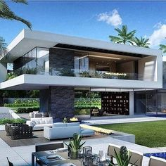 A beautiful modern home in Beverly Hills, California Check out @luxurylifecompany for more!