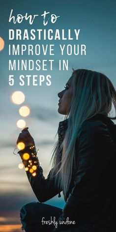 Having the right mindset is the key to have everything you ever wanted in life. When you learn how to improve your mindset, you're able to create happiness. Motivation Positive, Positive Mindset, Positive Life, Self Development, Personal Development, Leadership Development, Affirmations, Burn Out, Change Your Mindset