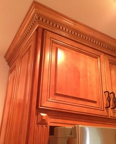 Oak Crown Molding For Cabinets