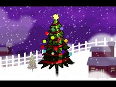 """▶ """"The Twelve Days of Christmas,"""" an animated Christmas carol for kids. [pinned by PartyTalent.com]"""