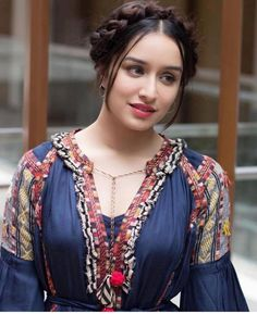 Gorgeous Shraddha Kapoor at her birthday