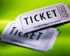 How to Make Raffle Tickets With Mail Merge Ticket Sales, Exit Tickets, Concert Tickets, Event Ticket, Real Madrid Champions League, Free Things To Do, Things To Sell, Fc St Pauli, Socialism