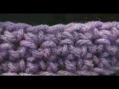 left handed crochet