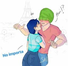 Read Cómic Adrianette from the story Cómics de Miraculous Ladybug by Ladydrakula with reads. Meraculous Ladybug, Ladybug Comics, Ladybugs, Love Story Comics, Mlb, Miraculous Ladybug Kiss, Miraculous Wallpaper, Adrien Agreste, Super Cat