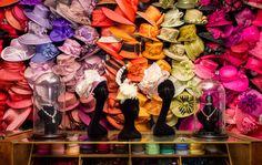 ALISON TOD Couture Milliner - Abergavenny Hat Shop #Millinery #Wedding #Colour #Hats Hat World, Hat Shop, Fascinators, Textile Design, Wales, Couture, Boutique, Wedding, Travel