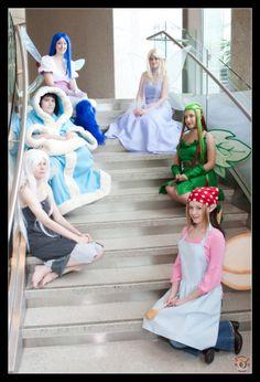 Neopets - Fairy Magic by Kuragiman.deviantart.com on @deviantART