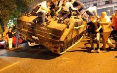 Turkish military coup fails as Erdogan retains control Turkish Military, Military Coup, Betrayal, Military Vehicles, World War, Istanbul, Pilot, Monster Trucks, July 15